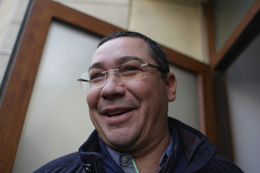 Ponta susţine că Vlad Cosma a fost pus să dea o declaraţie falsă împotriva lui