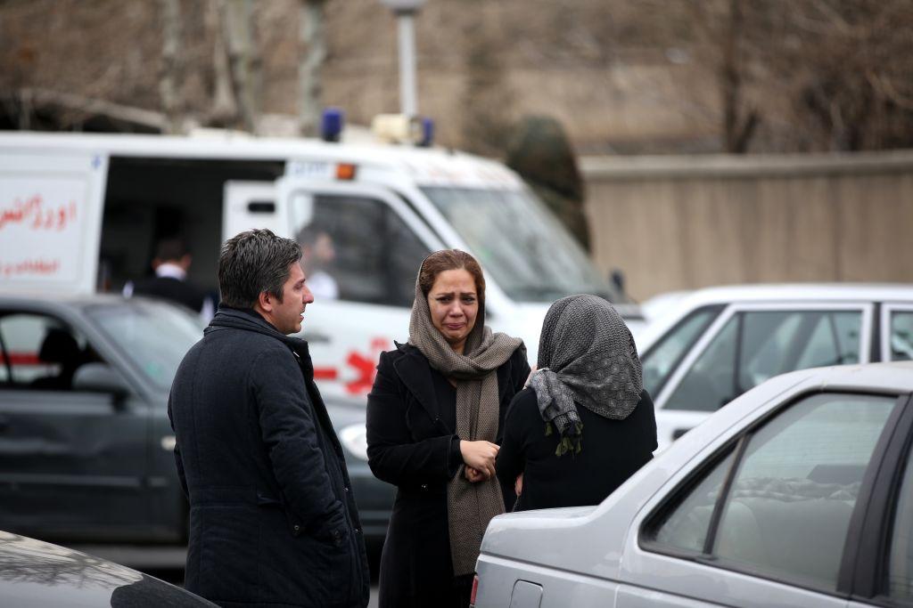 Epava avionului prăbuşit duminică în Iran a fost găsită