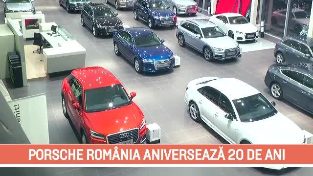 (P) Porsche România aniversează 20 de ani