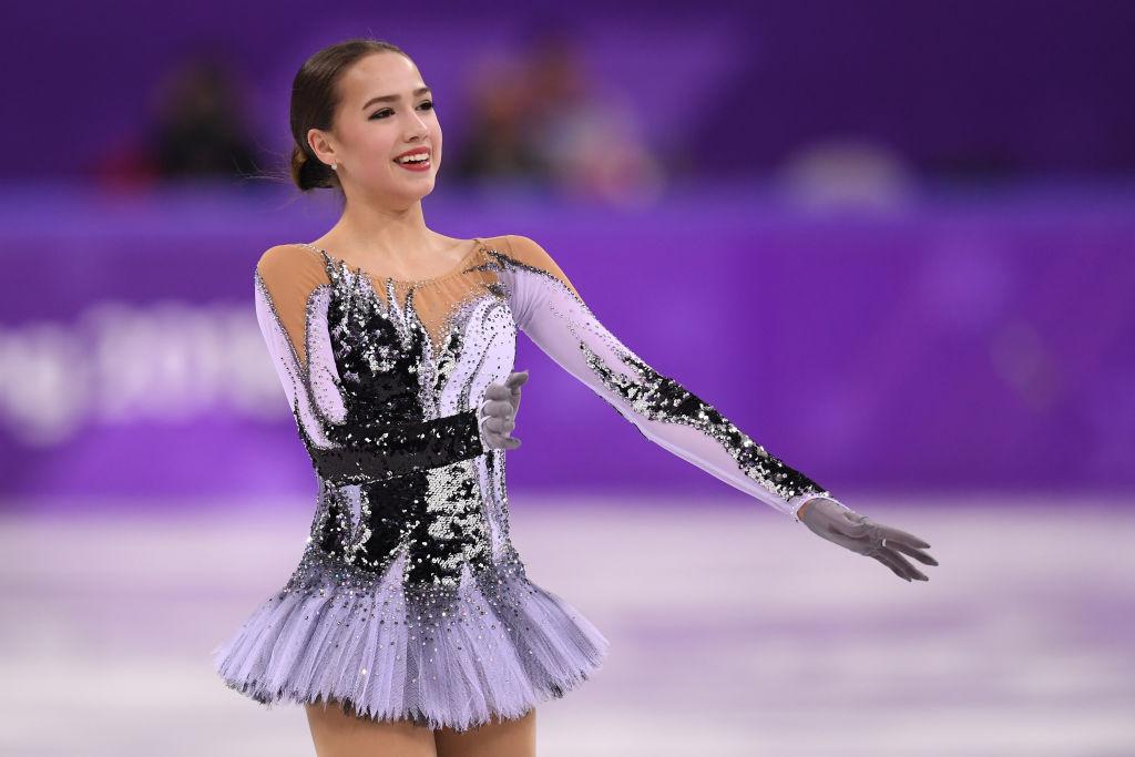 JO 2018. O rusoaică, în vârstă de 15 ani, a stabilit un record mondial la patinaj artistic. FOTO