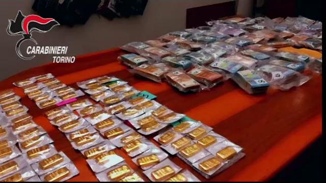 Poliţiştii italieni au dat peste o adevărată comoară într-o cabină de depozitare din Torino