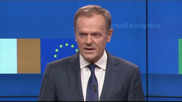 """Donald Tusk: """"E un loc special în Iad pentru promotorii Brexit"""". Replica lui Nigel Farage"""