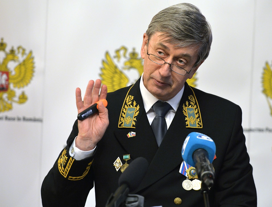 Anunţul ambasadorului rus în România privind scutul de la Deveselu. Planul Kremlinului