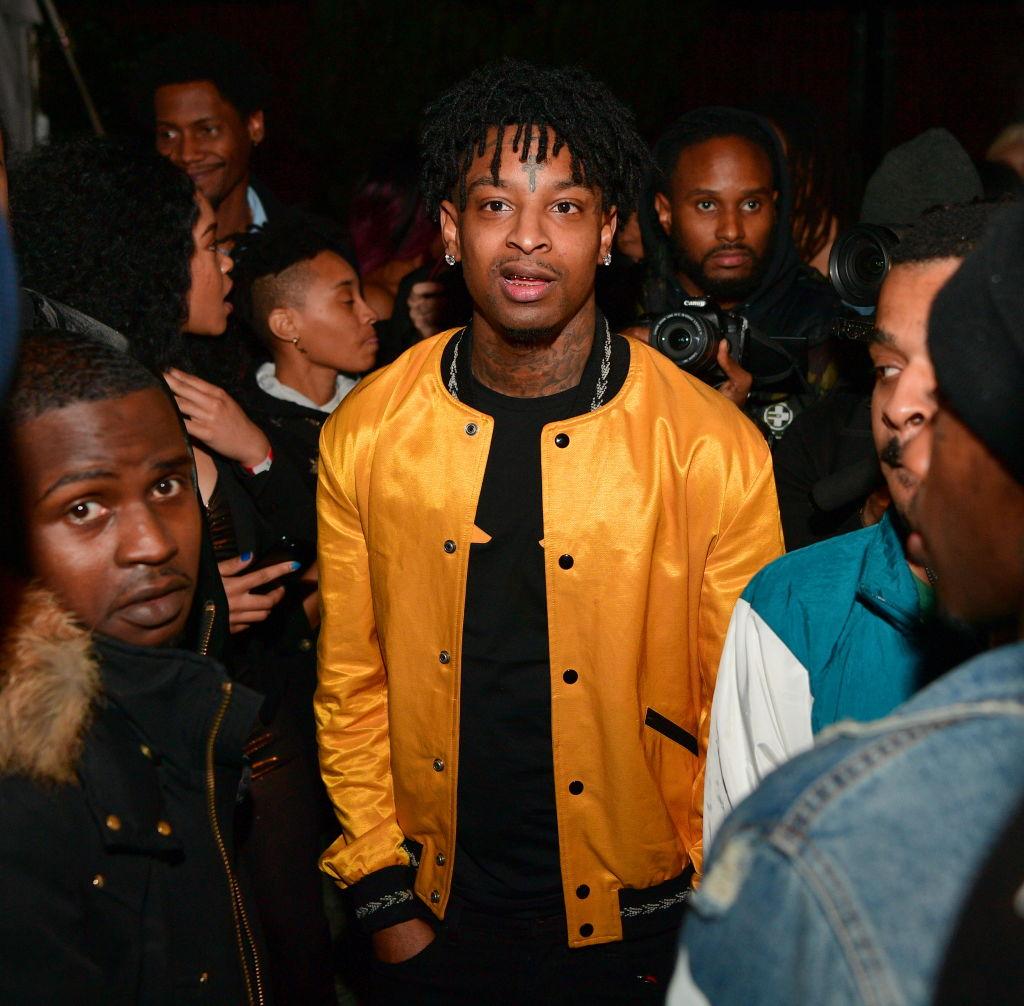 400.000 de persoane, între care și Jay-Z, cer eliberarea rapperului 21 Savage din detenție
