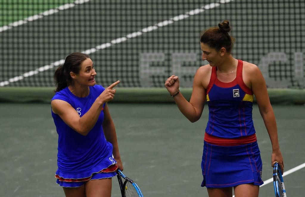 Victorie uriaşă la Fed Cup pentru echipa României. Franța, adversarul din semifinale