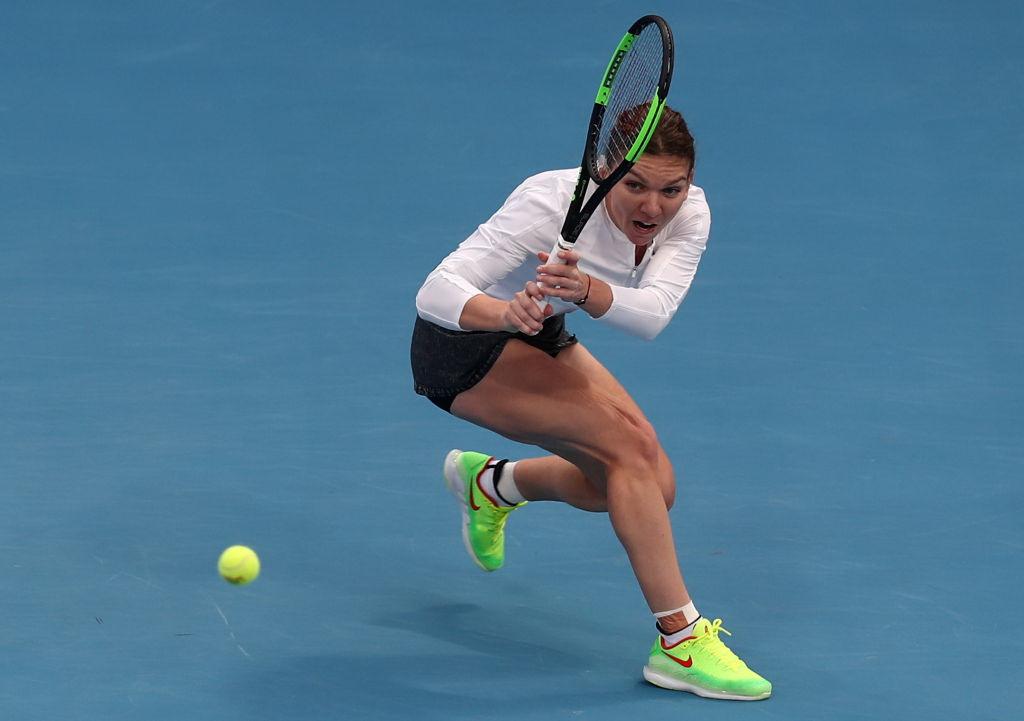 Simona Halep - Elina Svitolina 6 - 3, 3 - 6, 6 - 4. Simona, în finala de la Doha