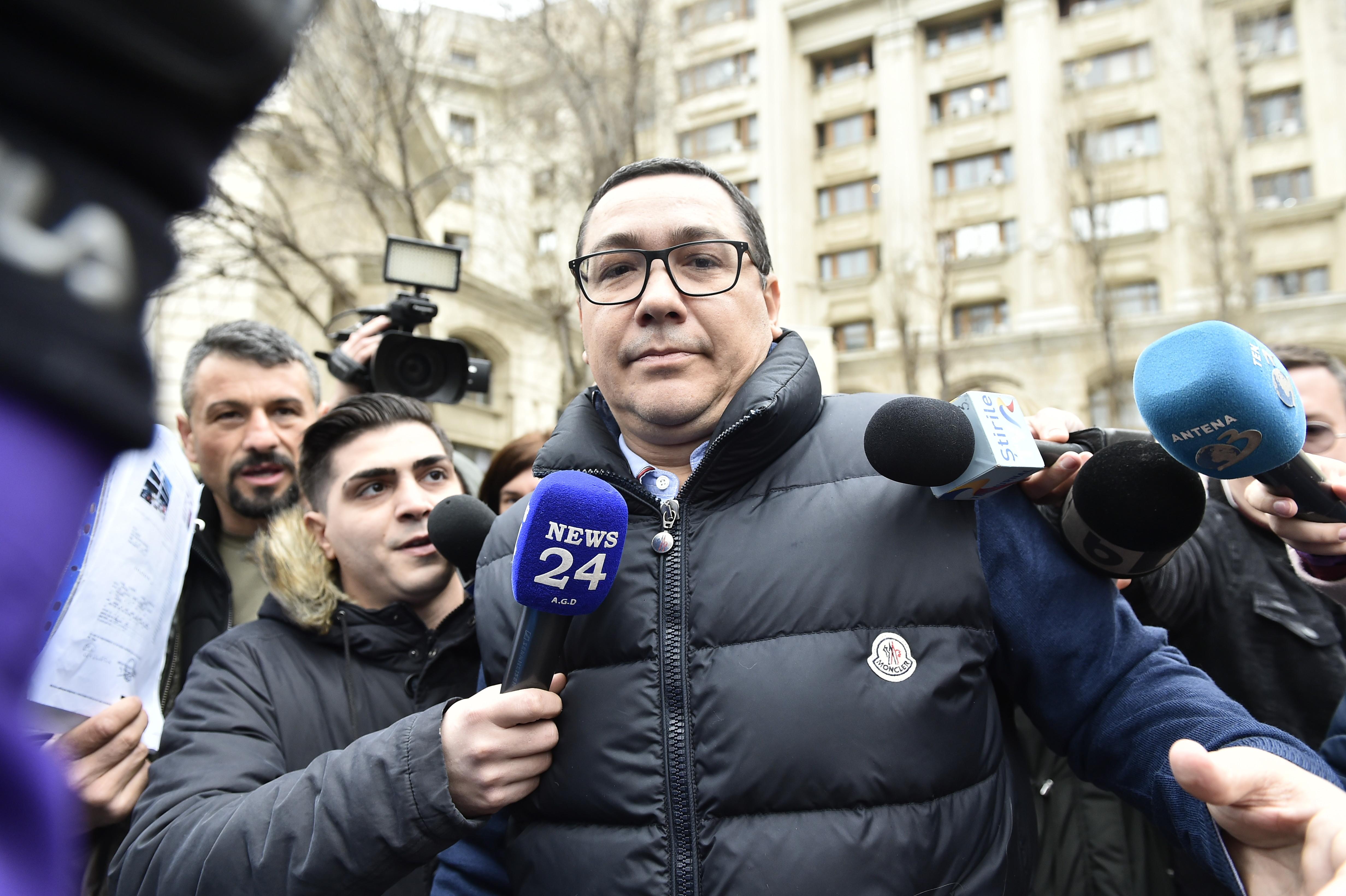 Anunțul făcut de Victor Ponta după infarctul suferit de Mihai Tudose