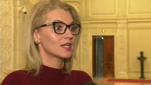 Alina Gorghiu cere suspendarea subvenţiilor pentru PSD, în urma dosarului Drăghici