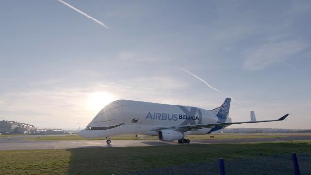 Cum arată avionul