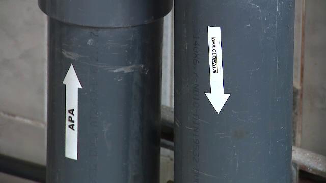 Apa Nova nu va plăti amenda de la DSP. Ce substanţe se folosesc pentru dezinfectare