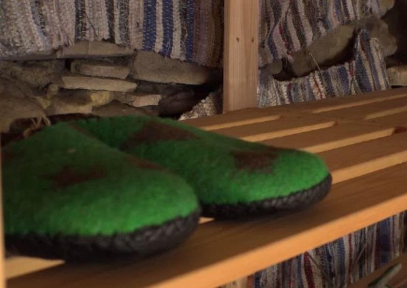 Jaf de mii de euro în celebrul sat Viscri. Hoții au furat papuci și șosete