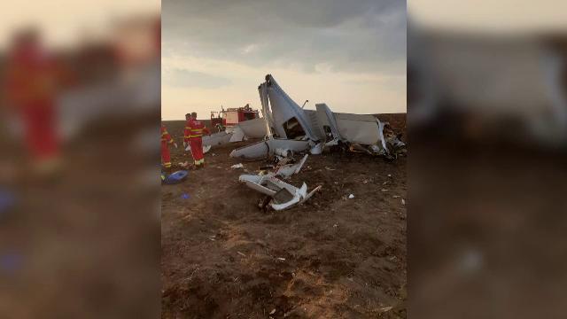 Cine este victima accidentului aviatic din Tuzla. Primele date ale anchetei