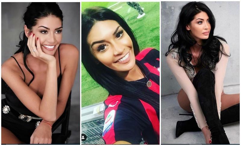 Cum a devenit un fotomodel român talismanul norocos al echipei AC Milan