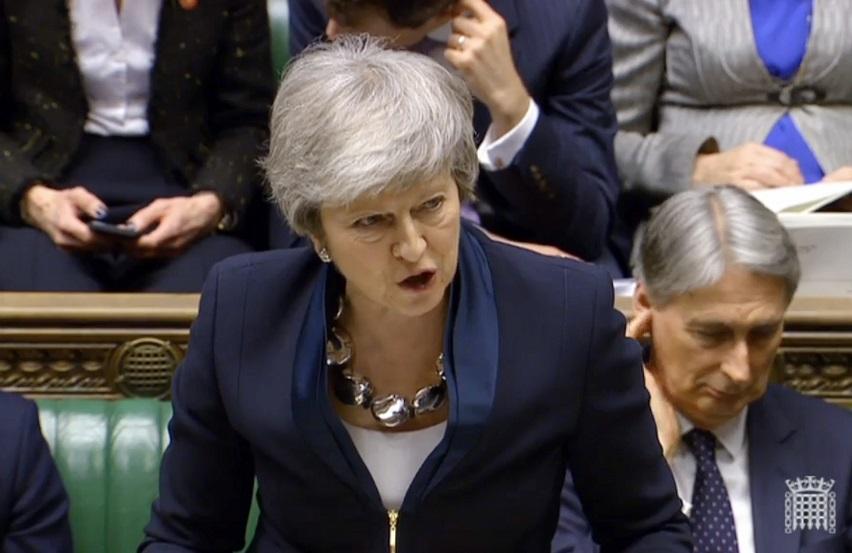 Theresa May propune un nou vot pentru acordul privind Brexit, respins deja de două ori