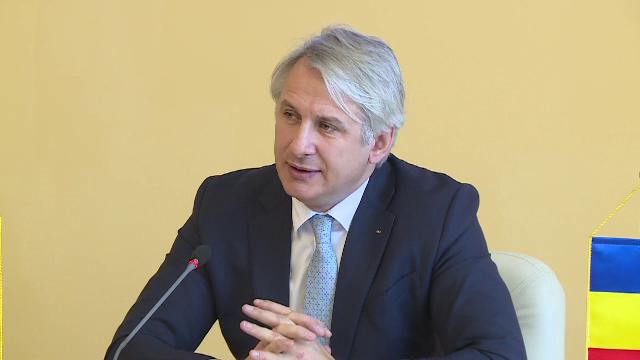 Teodorovici, precizări despre situaţia companiilor de ridesharing. Întâlnire miercuri la Guvern