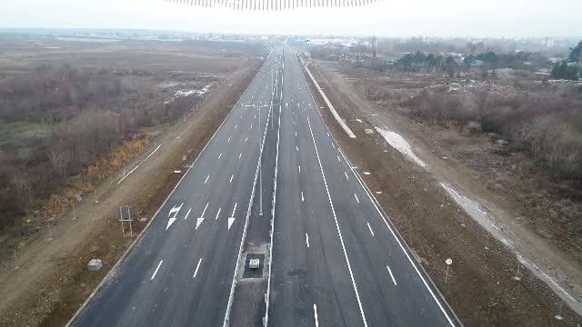 Răzvan Cuc promite 180km de autostradă și anunță folosirea dronelor. Reacția ONG-urilor