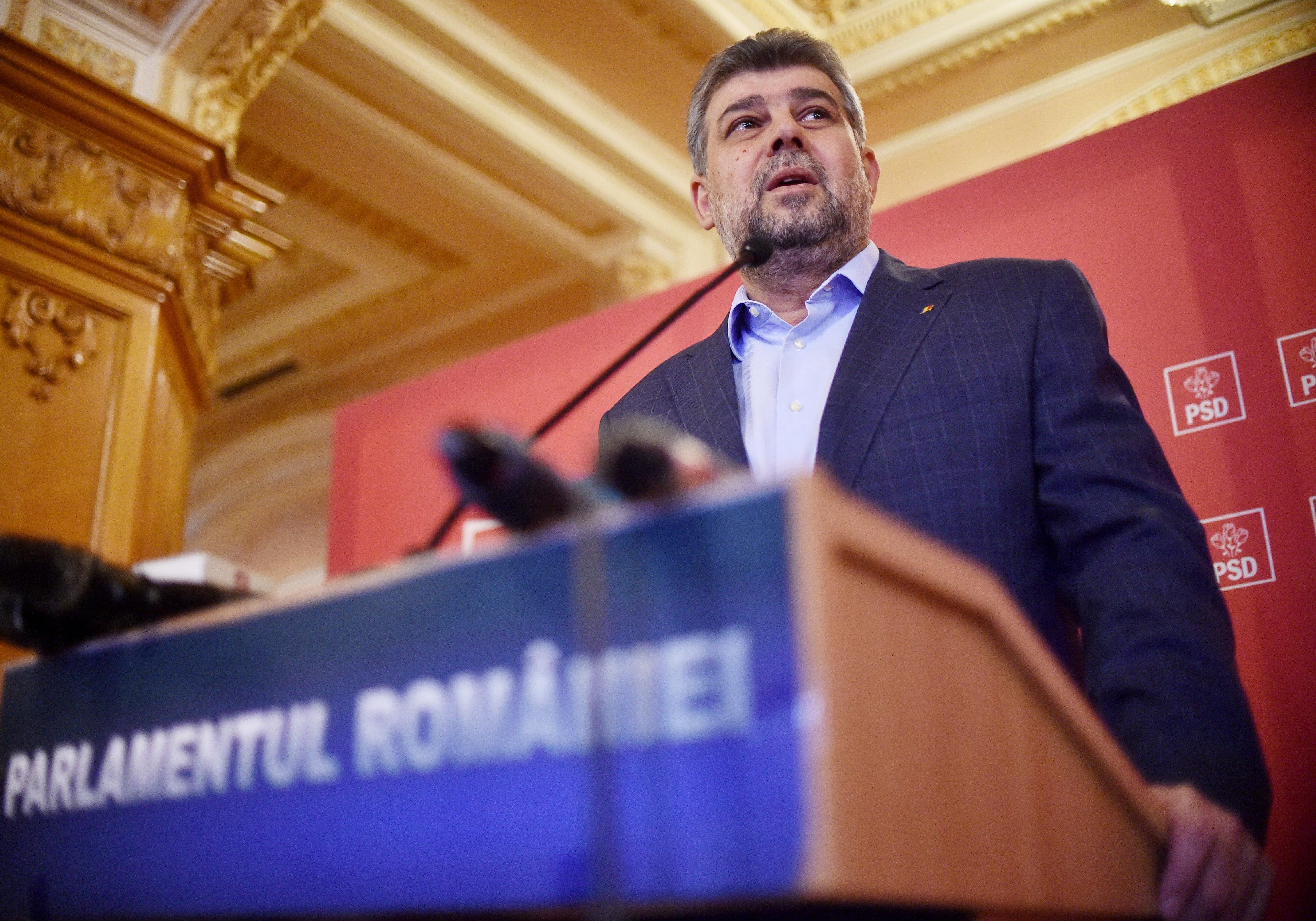 Marcel Ciolacu: Este un record mondial să intri în ședință în aceeași zi cu 24 de OUG-uri