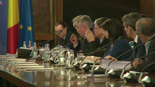 Guvernul Orban se reunește în prima ședință după ce a fost demis. Ce se află pe ordinea de zi