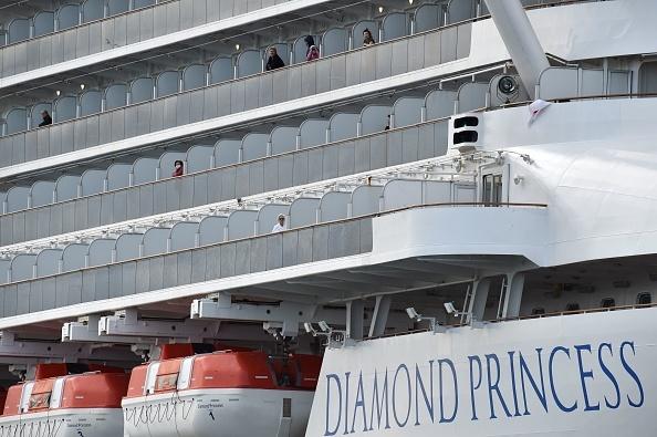 Surse: Trei români de pe Diamond Princess cer să fie aduși în țară