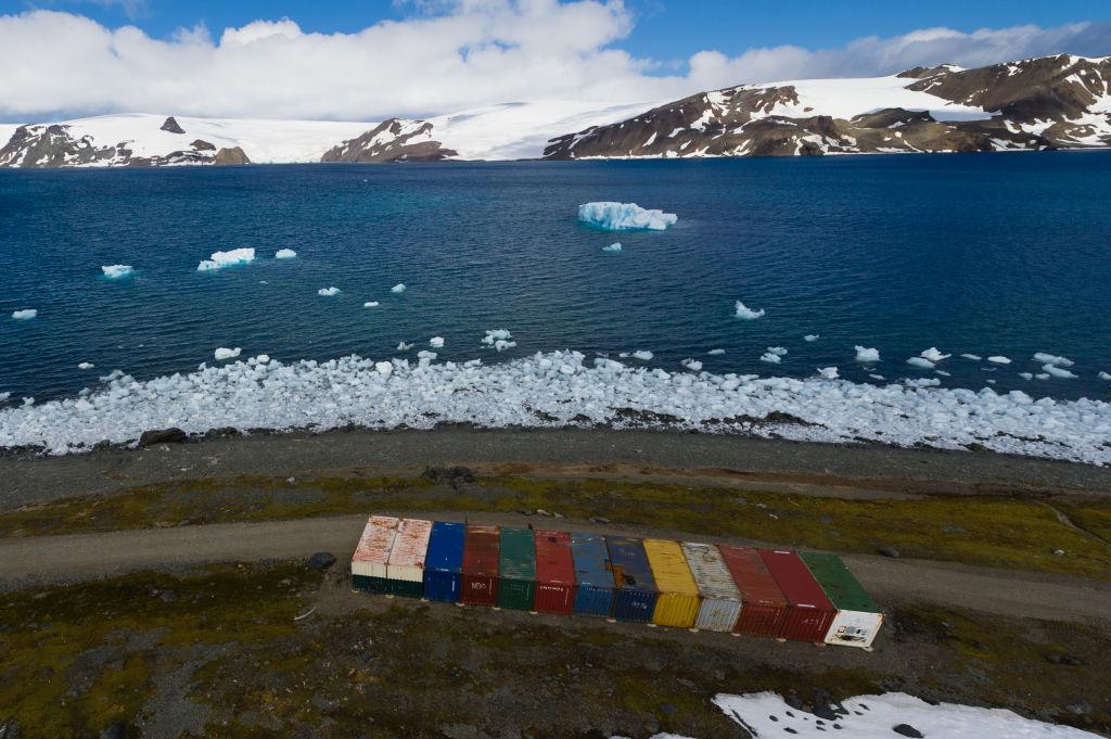 Antarctica a înregistrat cea mai ridicată temperatură din istoria măsurătorilor. Câte grade au fost joi