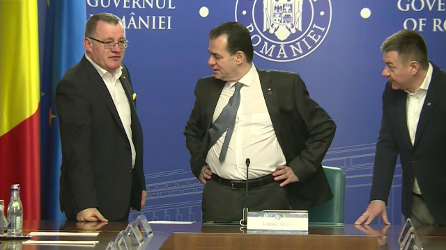 """Orban, către miniștri: """"Nu ne judecă pe noi parlamentarii născuți din pixul lui Dragnea"""""""