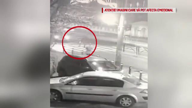 Un șofer a ucis un pieton în Capitală și apoi a fugit în Spania. Cum a fost prins de polițiști