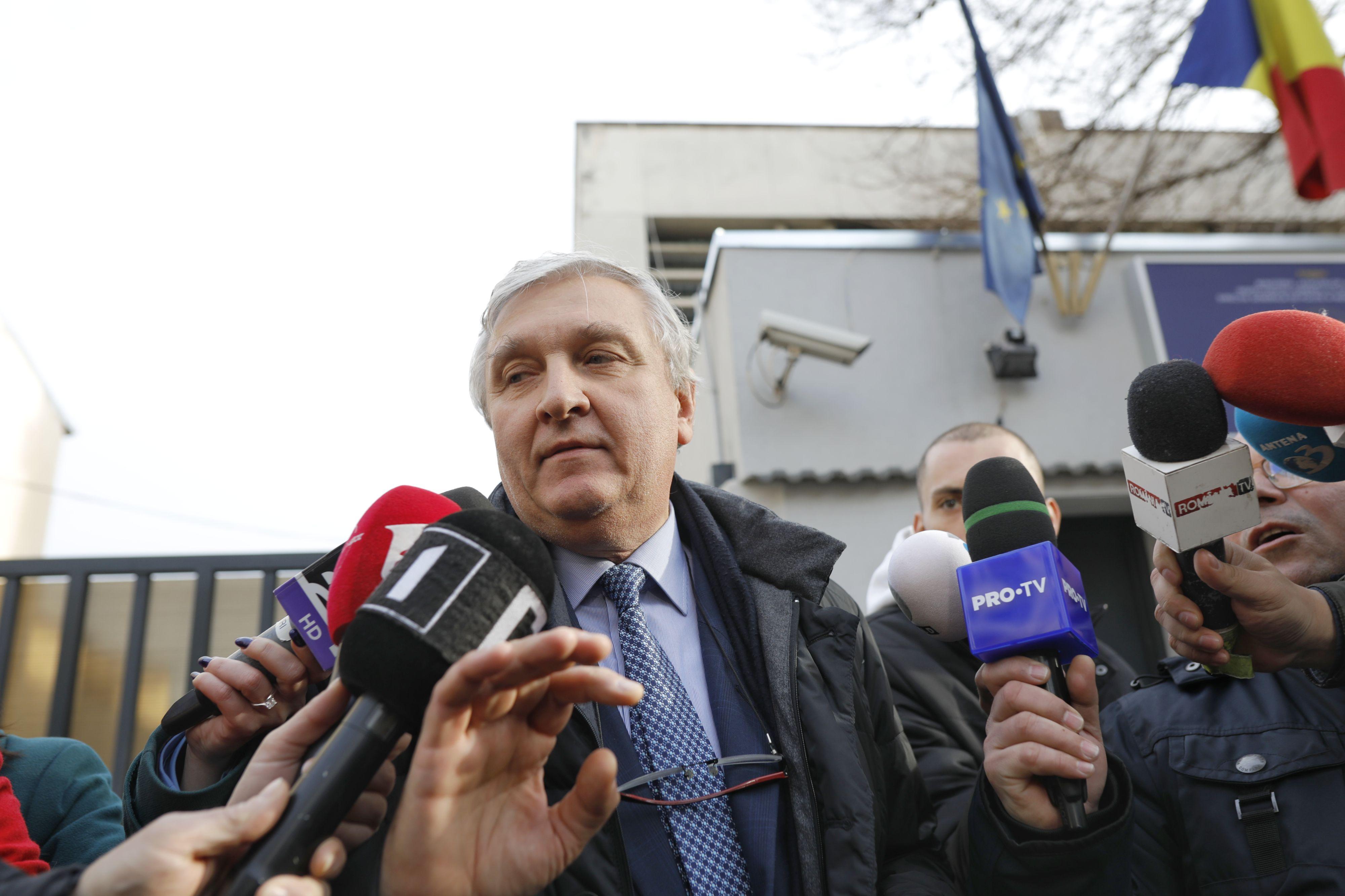 Mircea Beuran revine în funcție la Floreasca. Chirurgul a fost demis după ce o pacientă a murit arsă pe masa de operație