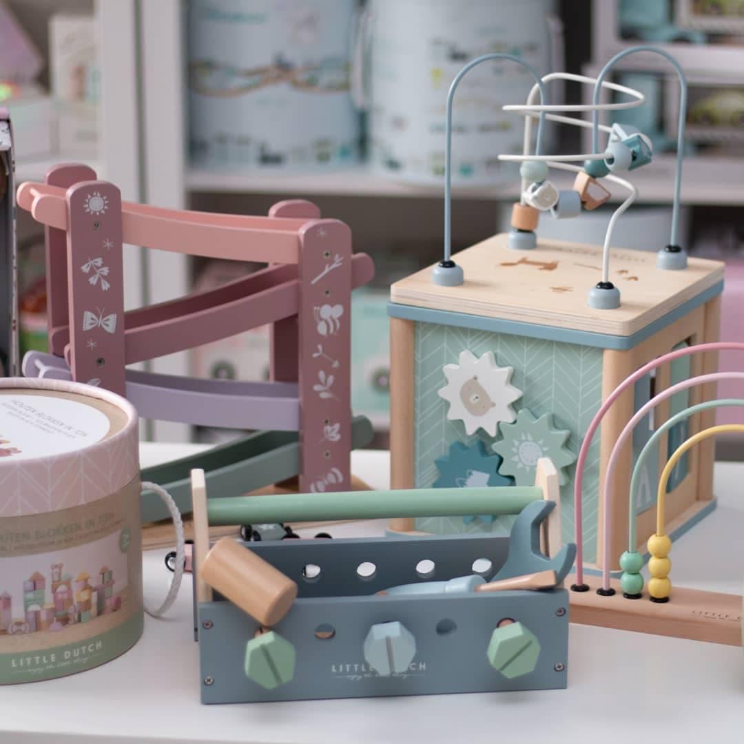 (P) Fă cunoștință cu jucăriile Little Dutch by Catenlunasinstele.ro