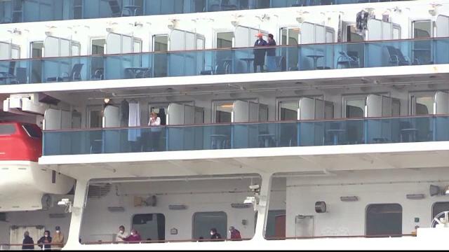 Starea de sănătate a românilor de pe nava Diamond Princess este în continuare bună