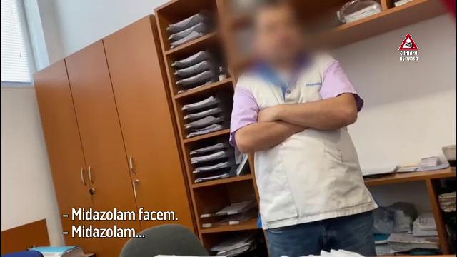 O clinică din Capitală care funcționa ilegal, închisă în urma unui reportaj al Știrilor PRO TV