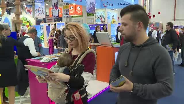Ce au descoperit doi soți la Târgul de Turism din București. Își doresc o vacanță în Antalya
