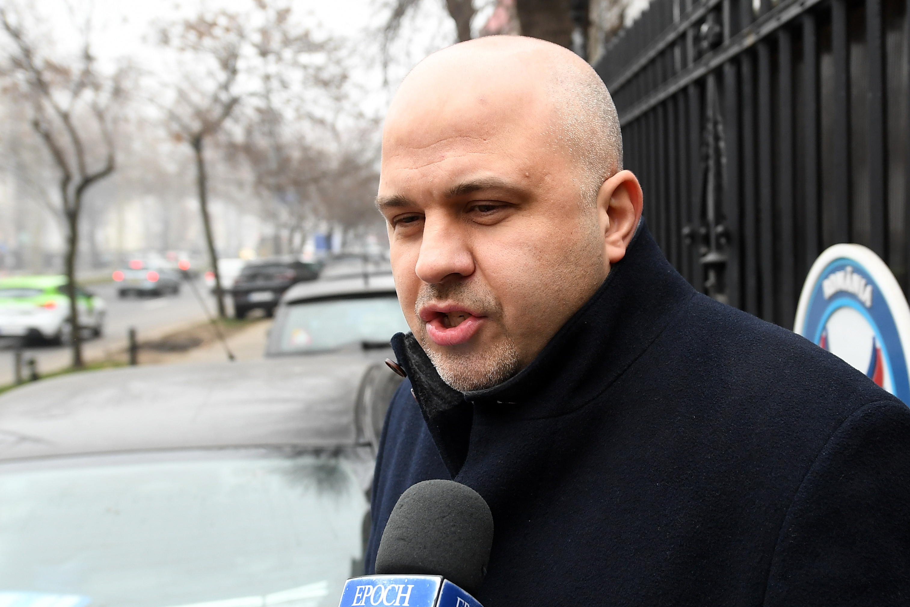 Emanuel Ungureanu este primul pe lista USR Buzău la Camera Deputaţilor