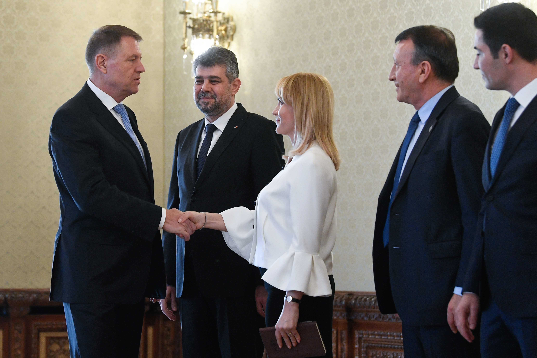 PSD atacă la CNA intervențiile lui Klaus Iohannis
