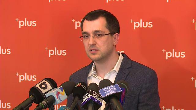Vlad Voiculescu nu exclude ca USR-PLUS să îl nominalizeze din nou ca ministru al Sănătății