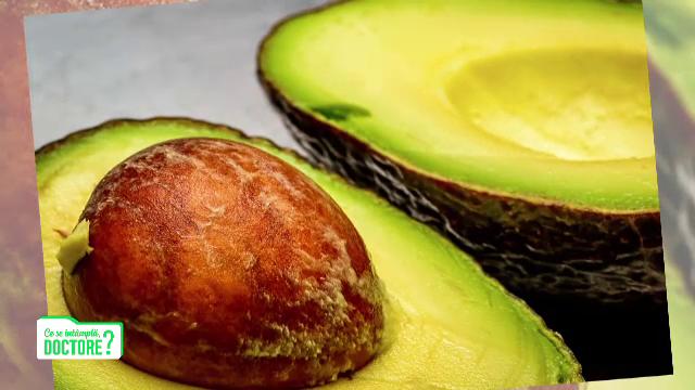 Un avocado de 100 de grame, echivalentul caloric al unei bucăți de carne. Cum trebuie să îl consumăm
