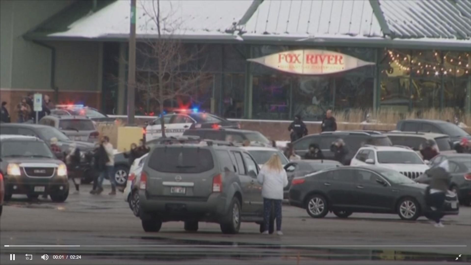 Atac armat într-un mall din statul american Wisconsin. O persoană a murit. VIDEO