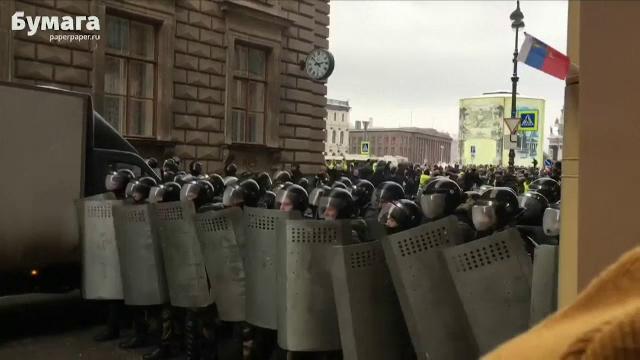 Șeful diplomației europene va face o vizită în Rusia, în urma protestelor ample de duminică