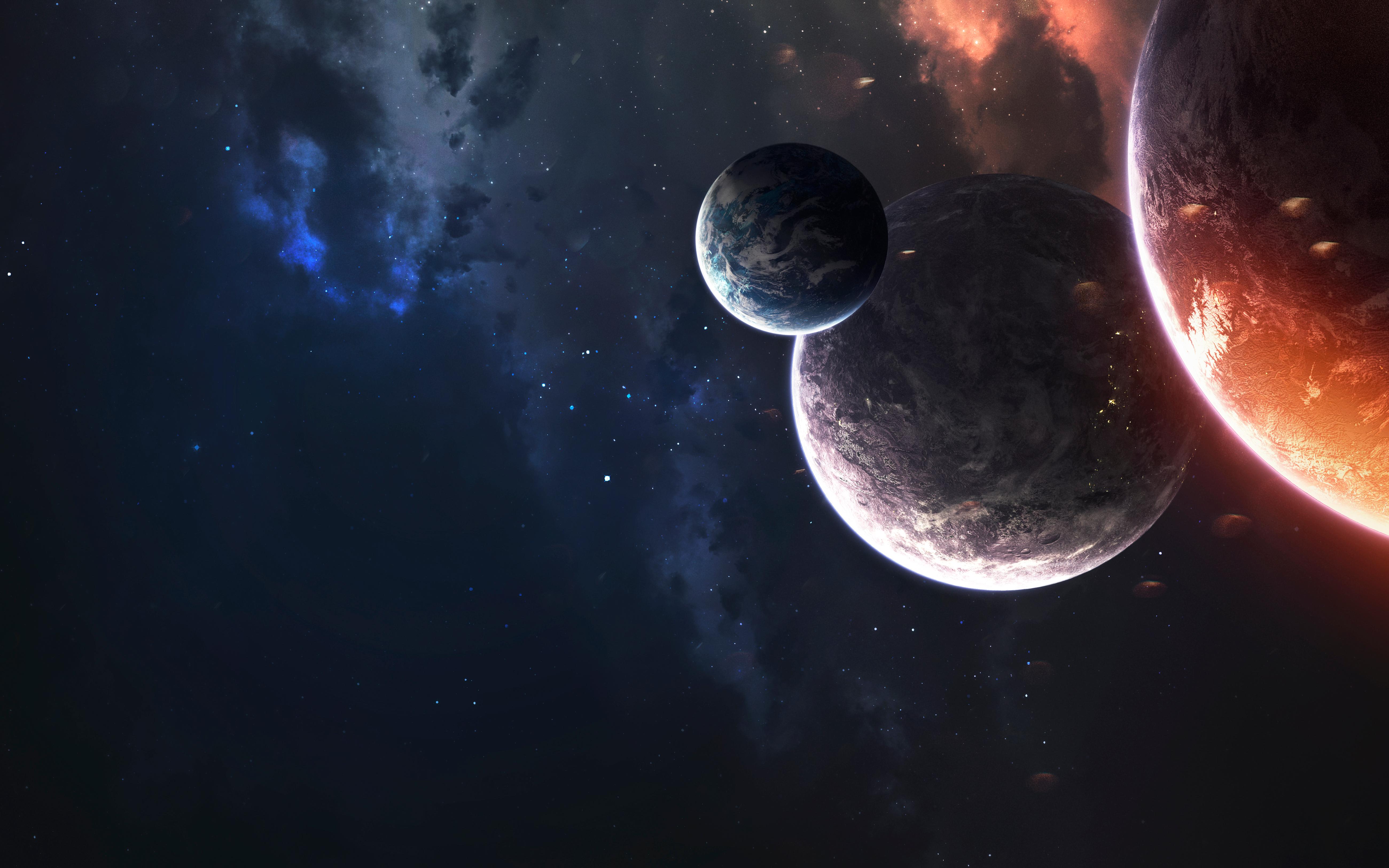 """""""Cei mai tineri astronomi"""". Doi elevi de liceu au descoperit patru exoplanete: """"Am fost șocat"""""""