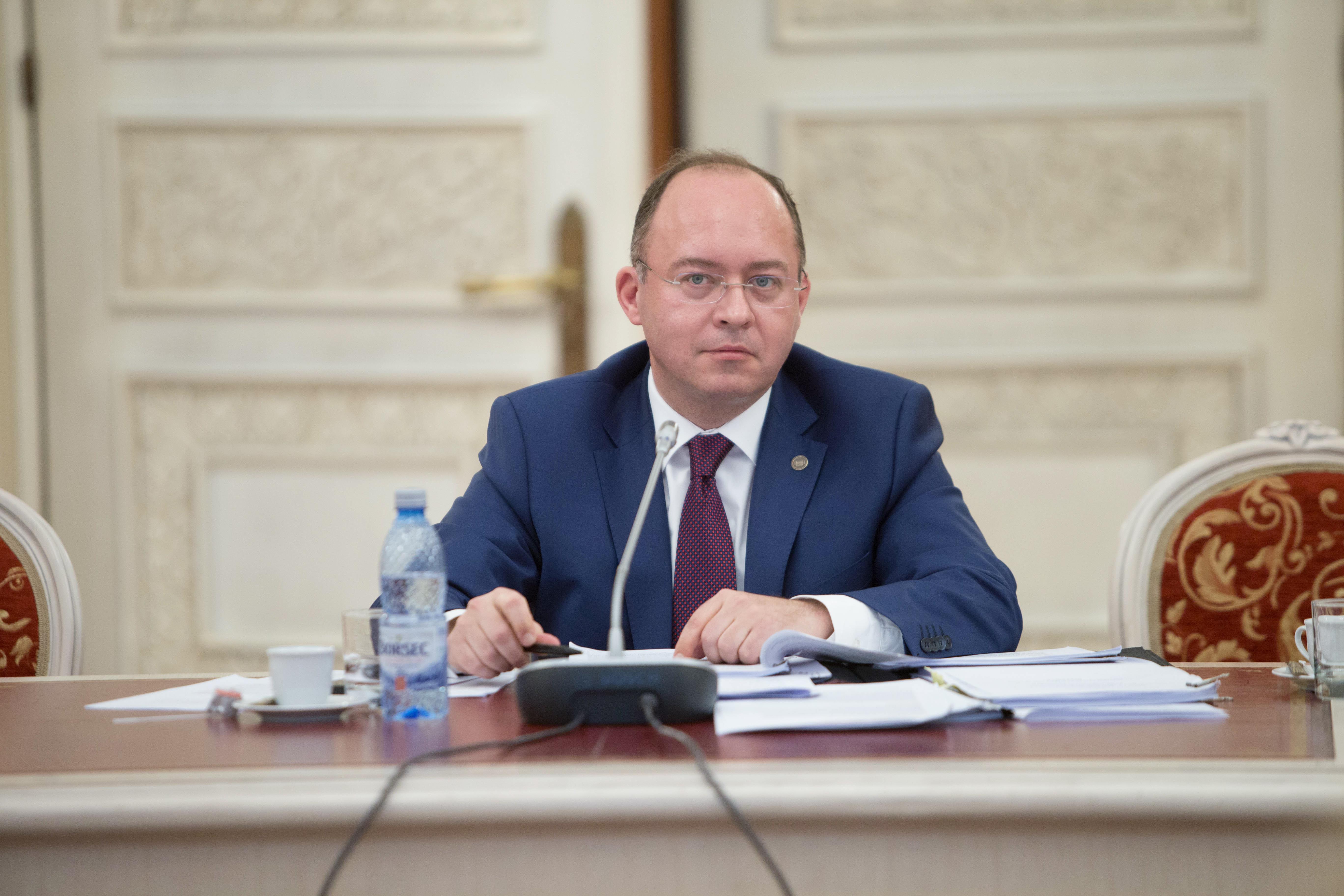 Aurescu a participat la reuniunea miniștrilor de Externe ai UE. Ce subiecte s-au discutat