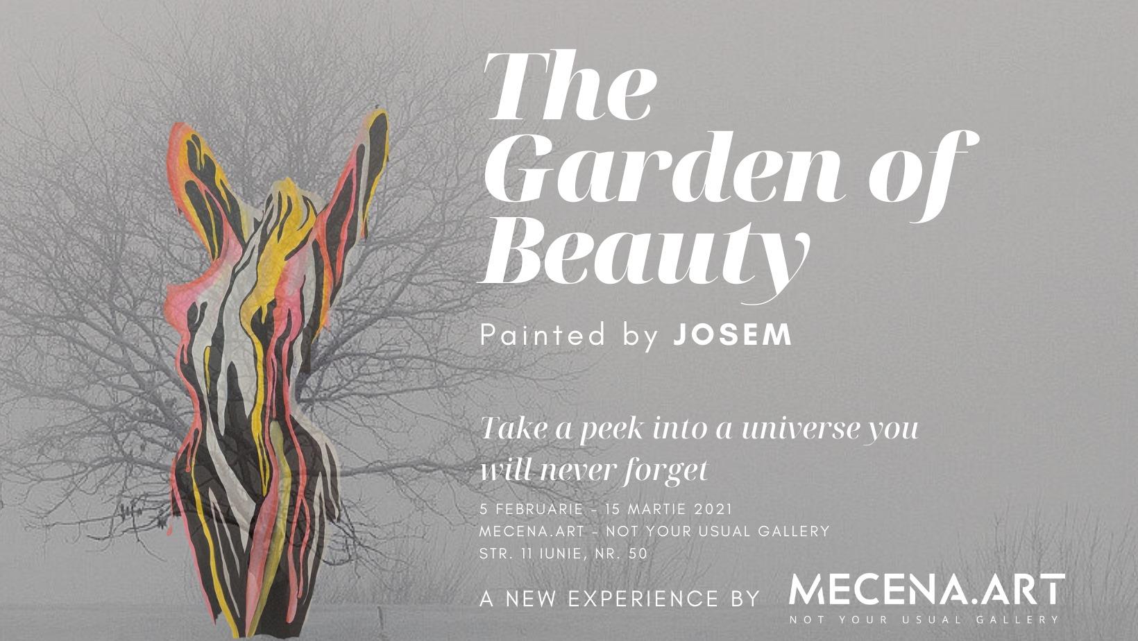 """Expoziția de artă """"The Garden of Beauty"""" va fi deschisă în București cu un concert Zoli Toth"""