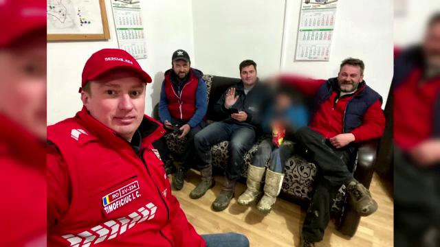 Copil din Neamț dat dispărut, găsit de salvatori. Povestea tulburătoare a micuțului