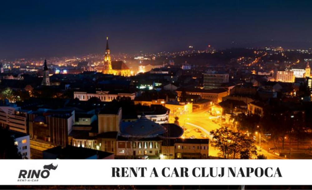 (P) Închirierea auto în Cluj, mai facilă cu RINO Rent a Car - iată cum