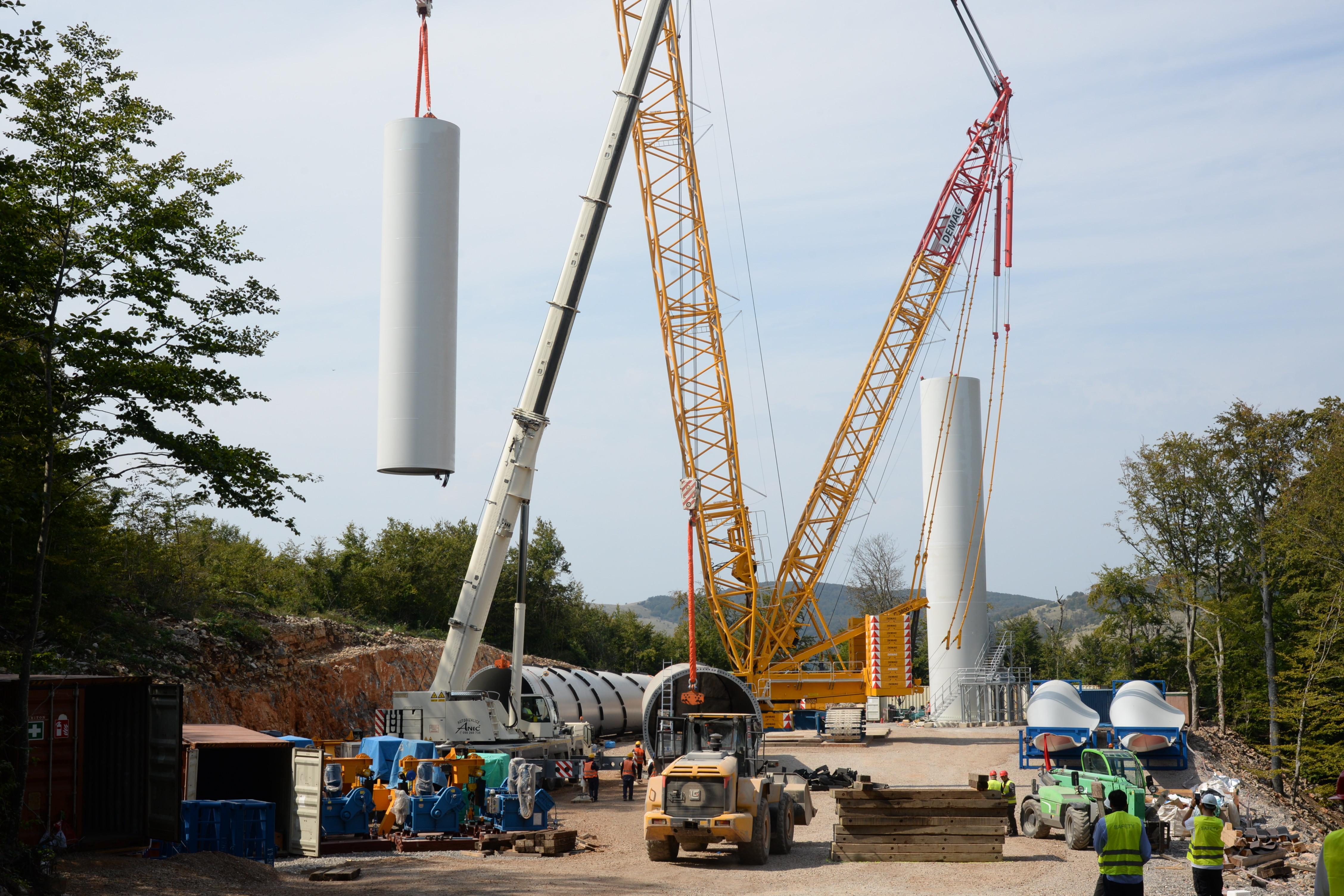 Coreea de Sud construiește cea mai mare centrală eoliană din lume, cu 43 de miliarde $