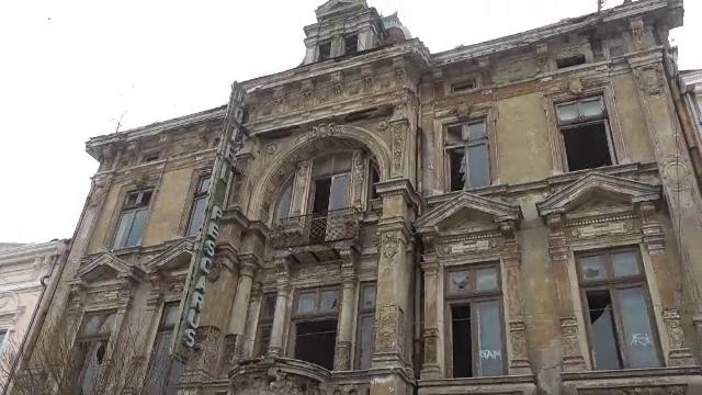 Impozit cu 500% mai mare pentru clădirile lăsate în paragină, la Brăila. Un proprietar are de plată 60.000 de euro pe an
