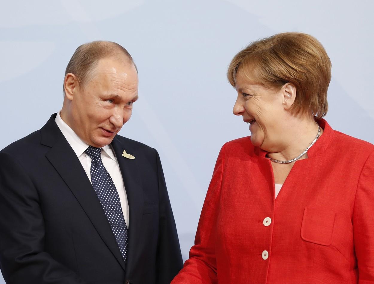 """Angela Merkel critică Rusia pentru expulzarea diplomaților europeni: """"Este nejustificată"""""""