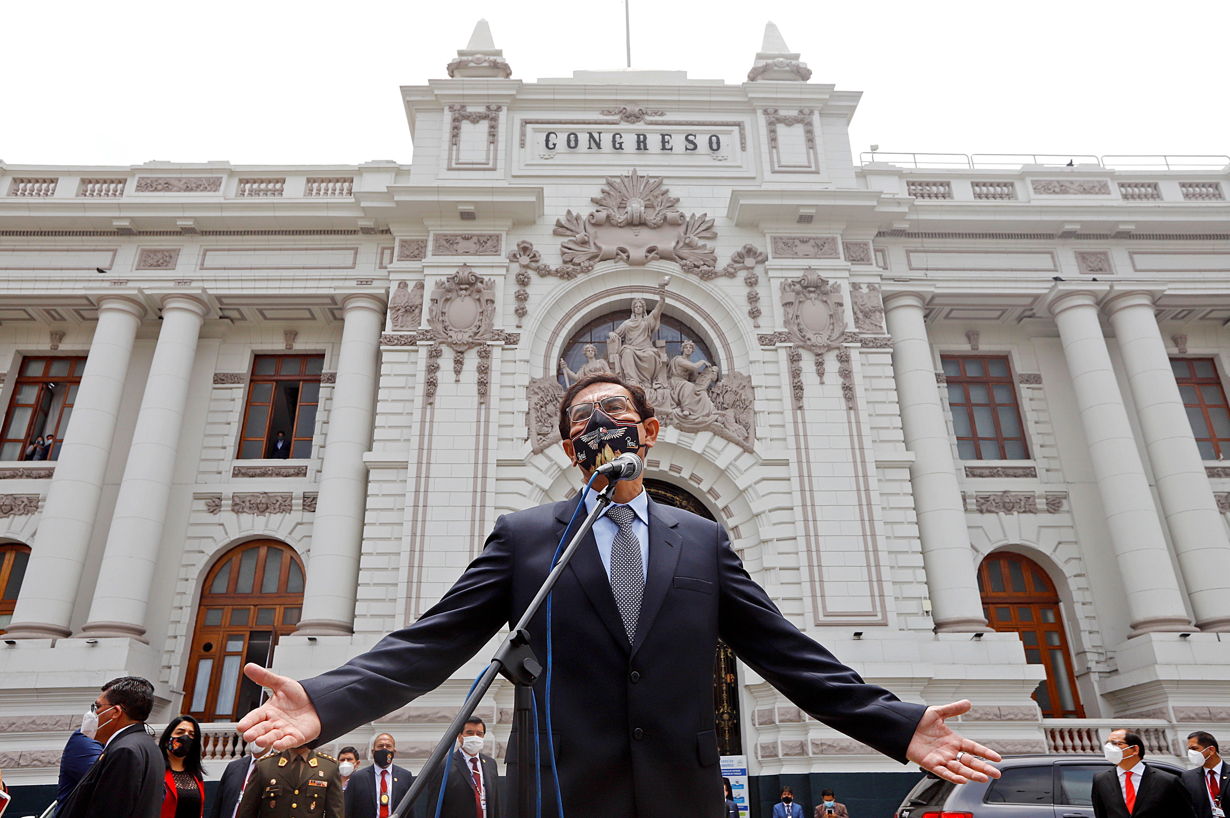 Parlamentarii din Peru nu mai beneficiază de imunitate împotriva corupției