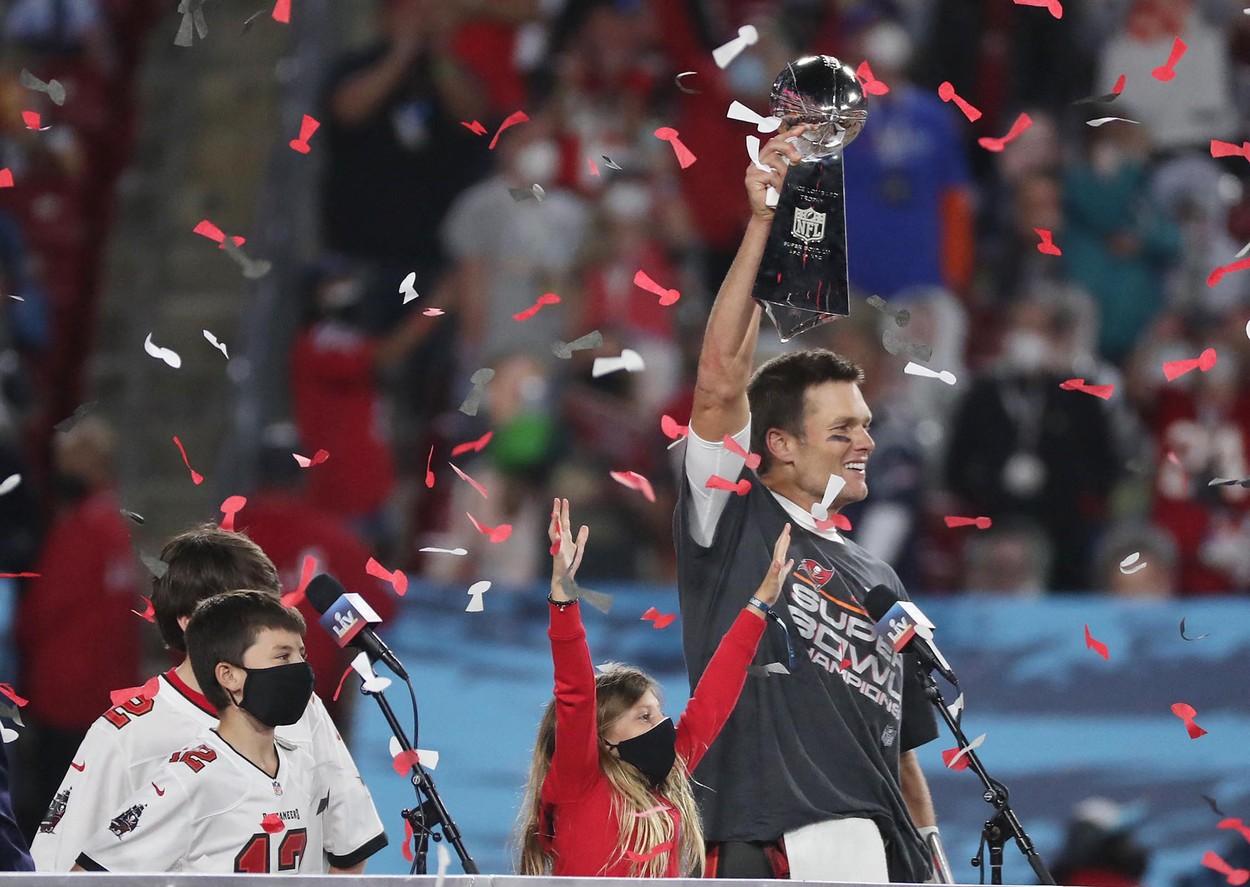 Tampa Bay s-a impus în Super Bowl 2021. Tom Brady a obținut al șaptelea titlu de campion în NFL