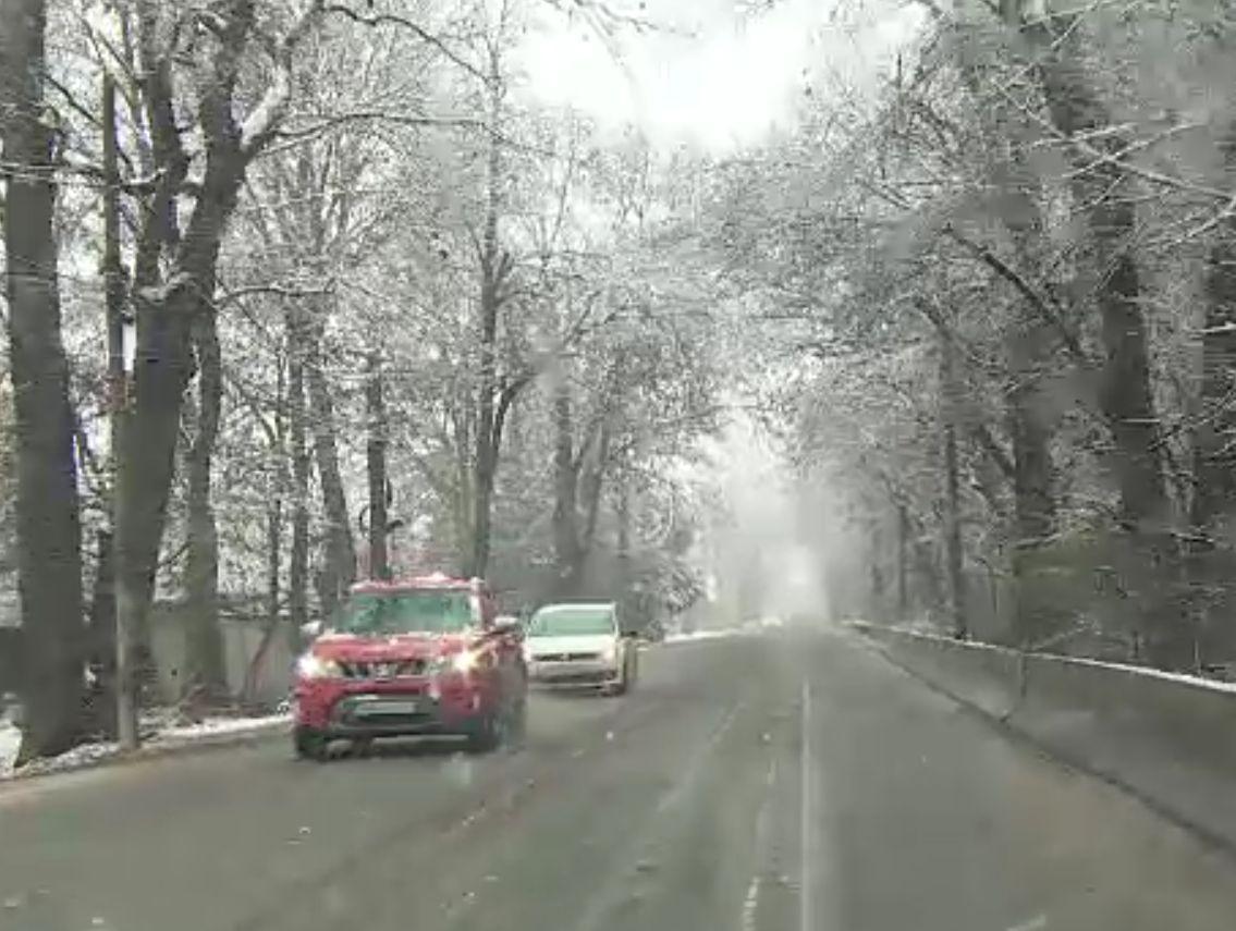 Vremea 10 martie. Va ninge în jumătatea de sud a ţării, unde vremea se răcește accentuat
