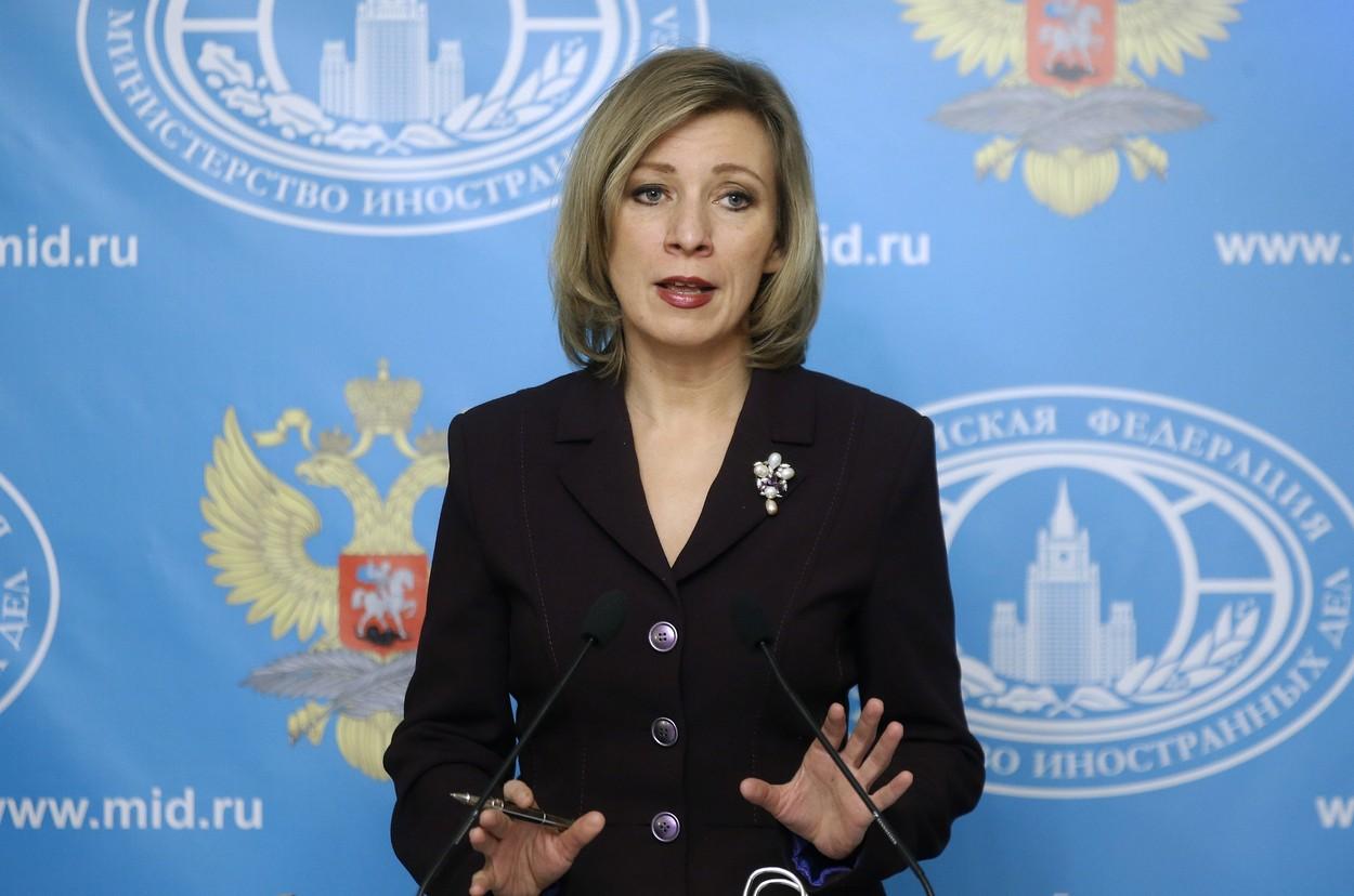 """Declarații acide din Rusia către oficialii UE: """"Când nu reuşesc cu muştruluiala, devin isterici"""""""