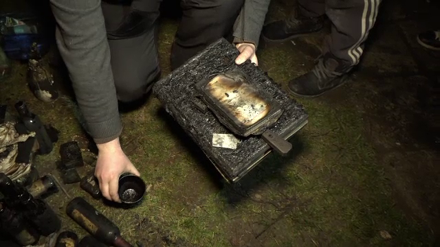 Incendiu la o biserică dintr-o comună din Buzău. Altarul a fost distrus de flăcări